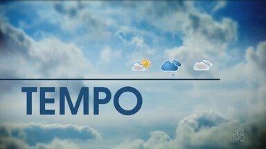 Veja previsão do tempo para esta sexta (1º) em Manaus - Dados são do Sipam
