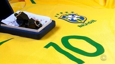 Brasil e Equador jogam na Arena do Grêmio, em Porto Alegre, nesta quinta-feira (31) - Assista ao vídeo.