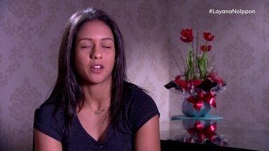 #LayanaNoIppon: conheça a atleta do Mato Grosso do Sul - #LayanaNoIppon: conheça a atleta do Mato Grosso do Sul