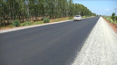Falta de fiscalização na BR-316 facilita ação de bandidos no MA - Falta de fiscalização no trecho da BR-316 que passa em Bacabal, facilita os assaltos na rodovia.