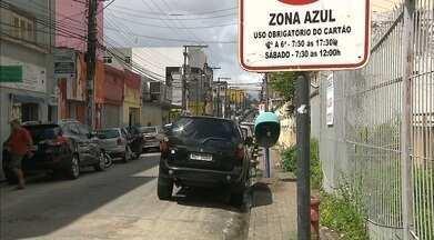 Na capital tem novas vagas da Zona Azul - Veja a reportagem.