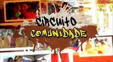 Circuito Comunidade no bairro Gervásio Maia, em Gramame - Confira os serviços e o Chef JPB que foi de lá de Gervásio Maia.