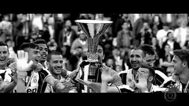 Juventus, a maior equipe campeã da Itália, ganha documentário - Clube é o atual hexacampeão italiano.