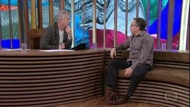 Fernando Meirelles explica como surgiu sua luta pela preservação do meio ambiente - Cineasta trabalha por um mundo melhor para as próximas gerações. Ele e Bial conversam também sobre a iminência de uma catástrofe ambiental