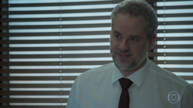 Eugênio demite Mira - Dantas conta que a secretária é informante de Irene