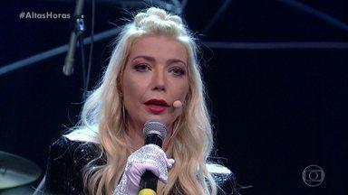 Luiza Possi fala sobre homenagem a Michael Jackson - Cantora está lançando espetáculo baseado na obra do artista
