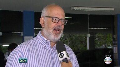 Sede o INSS no Recife volta a funcionar após reforma - Atendimentos no prédio, na Avenida Mário Melo, centro do Recife, só contemplam casos de aposentadoria por tempo de serviço