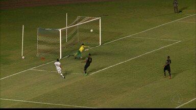 Botafogo vence do Sampaio Correia fora de casa e escapa do rebaixamento - Confira os gols da vitória que salvou o Belo.