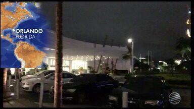 Médico baiano relata drama durante a passagem do furação 'Irma', nos Estados Unidos - Confira o relato do urologista Marcelo Cerqueira, que está em visita ao país.