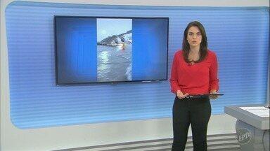 Chega a 12 o número de voos cancelados entre Viracopos e a Flórida, nos Estados Unidos - Furação Irma chegou ao estado americano neste domingo (10) provocando estragos.