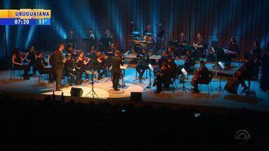Teatro Unisinos tem primeiro espetáculo aberto ao público - Assista ao vídeo.