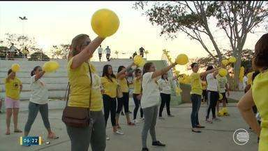 Caminhada em Teresina leva orientação e conscientização sobre a prevenção ao suicídio - Caminhada em Teresina leva orientação e conscientização sobre a prevenção ao suicídio