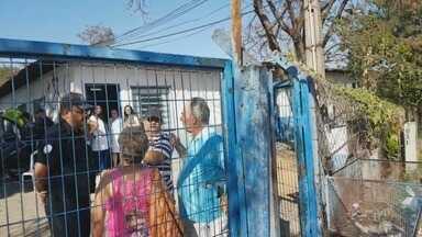 Posto de saúde é assaltado duas vezes em três dias em Campinas - Os atendimentos foram suspensos no Jardim Adhemar de Barros.