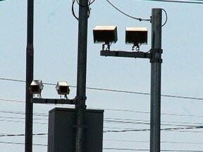 Radares de trânsito deixam de funcionar em Presidente Prudente - Contrato entre Prefeitura e empresa terminou.