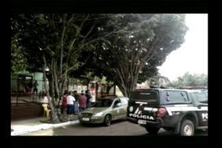 Fim de semana violento na Região - Três pessoas foram esfaqueadas.