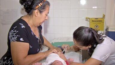 Começa em MS a Campanha Nacional de Multivacinação para Atualização de Caderneta - A Secretaria Municipal de Saúde (Sesau) de Campo Grande inicia nesta segunda-feira (11) a Campanha Nacional de Multivacinação para Atualização de Caderneta de Vacinação. A ação acontece nas 66 salas de vacinação nas unidades básicas de saúde (UBS) e de saúde da família (UBSF) e se estende até o dia 22.