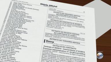 Justiça de Ribeirão Preto confirma audiências de processo contra fraudes no Daerp - Esquema de propina foi um dos alvos da Operação Sevandija.