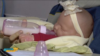 Escola conscientiza jovens sobre gravidez na adolescência - O Projeto foi desenvolvido em uma escola particular, em Foz do Iguaçu.