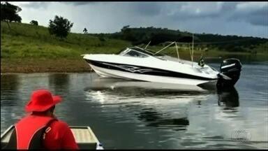 Após cinco meses, ainda não há pistas sobre morte de empresários em Goiás - Os dois foram encontrados já sem vida no Lago Corumbá 4. Corpos estavam em pontos diferentes e também em municípios diferentes.