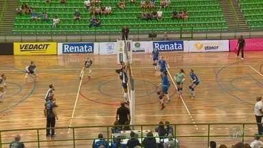 Valinhos perde para o Barueri no Paulista de Vôlei Feminino - Confira como foram os sets do jogo.