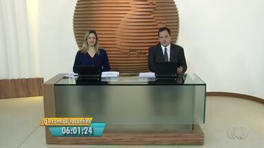 Veja as principais notícias do Bom Dia Tocantins - Veja as principais notícias do Bom Dia Tocantins