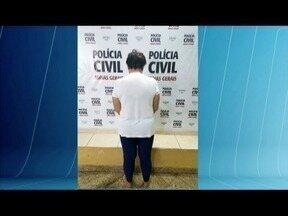 Estelionatária é presa em Governador Valadares - Ela teria aplicado golpes em GV e Vale do Aço.