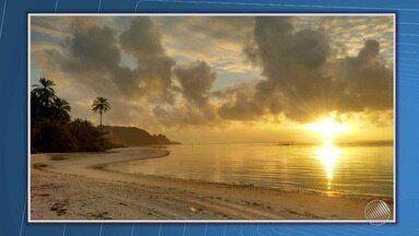 Confira a previsão do tempo desta quarta-feira (13); veja também as fotos do amanhecer - Saiba como fica o tempo no estado.