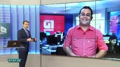 Veja os destaques do G1 do Bom Dia Ceará desta quarta-feira (13) - Saiba mais em g1.com.br/ce