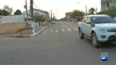 Travessa Professor Agostinho tem sentido de fluxo invertido em Santarém - Inversão de sentido de fluxo foi feita pela Secretaria Municipal de Mobilidade e Trânsito do município.