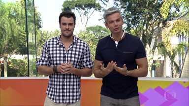 Vídeo Show - Programa de quarta-feira, 13/09/2017, na íntegra - O programa mostra os bastidores da televisão brasileira.