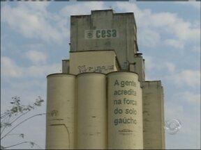 Unidade da CESA em Passo Fundo, RS é colocada à venda - Edital da licitação foi publicado no Diário Oficial .