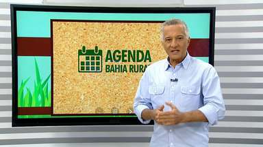 Confira a agenda de eventos do Bahia Rural - Veja e programe-se.