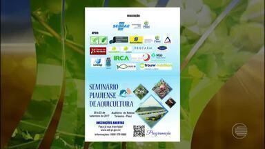 Confira os cartazes de feiras e eventos no interior do Piauí - Confira os cartazes de feiras e eventos no interior do Piauí