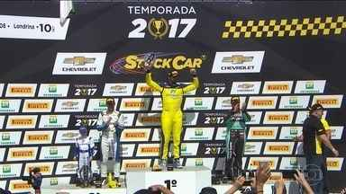 Londrina recebe oitava etapa da temporada da Stock Car, com briga intensa entre lideres - Rubinho pontua mais no final de semana, enquanto Thiago Camilo diminui quatro pontos para líder Daniel Serra.