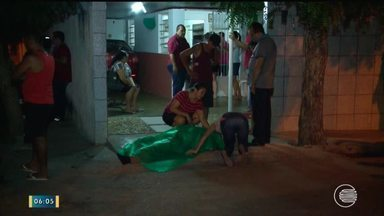 Idoso é morto enquanto tocava flauta na porta de casa em Teresina - Idoso é morto enquanto tocava flauta na porta de casa em Teresina