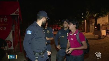 Guarda Municipal de Teresina disponibiliza 'Disque Cidadania' para receber denúncias - Guarda Municipal de Teresina disponibiliza 'Disque Cidadania' para receber denúncias