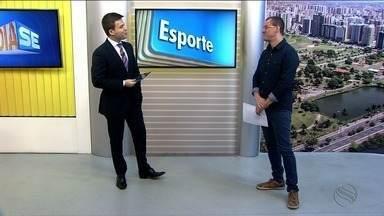 Confira as notícias do esporte desta terça (19/09) - Thiago Barbosa fala do confronto entre Itaporanga e Areia Branca pelo primeira rodada do returno na Copa TV Sergipe de Futsal.