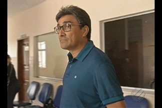 Suspeito de ser mandante da morte de empresária se apresenta a polícia em Paragominas - Suspeito de ser mandante da morte de empresária se apresenta a polícia em Paragominas