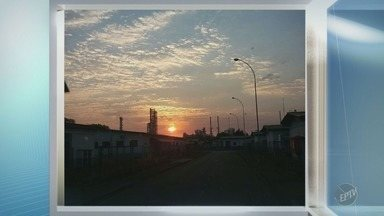 'Na Janela': telespectadores registram amanhecer em cidades da região - Fotos foram feitas em Paulínia e Piracicaba.