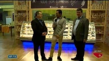 Feira mostra novidades no setor de supermercados e padarias no ES - Profissionais do mercado de supermercado e padaria estarão reunidos nesta semana.