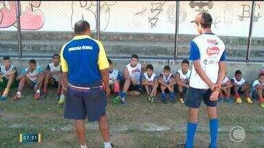 Campeonato de futebol sub-11 começa no dia 30 de setembro com 24 times - Campeonato de futebol sub-11 começa no dia 30 de setembro com 24 times