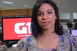 Confira os destaques do G1 - Shoppings do Alto Tietê têm vagas.