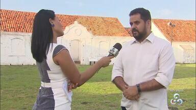 Fortaleza de São José de Macapá recebe programação cultural na 'Primavera dos Museus' - Grupos de marabaixo, músicos locais e exposições de arte e fotografia compõe a 11ª edição projeto.