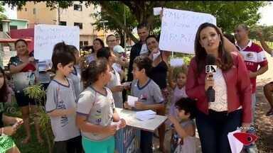 Urna do ESTV: moradores de Santa Paula II pede melhorias no bairro em Vila Velha - Local tem mais de 2 mil habitantes e, segundo moradores, existe há mais de 30 anos.