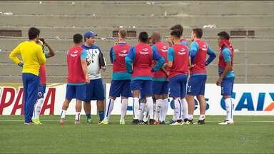 Paraná Clube quer fincar bandeira no G4 - Em alta na Série B e enfim entre os melhores da competição, Tricolor quer seguir no G4. E para isso é preciso vencer o Guarani nesta terça (19), em Campinas