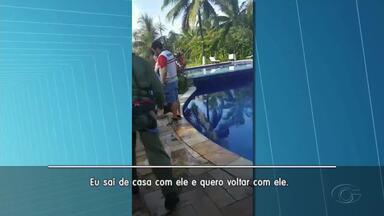 Laudo do IML confirma que menino de 7 anos morreu afogado em piscina - Pai da criança diz que houve demora no atendimento e que não havia socorrista no local.