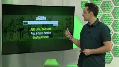 Continuam abertas as inscrições para a Corrida TV Verdes Mares - Continuam abertas as inscrições para a Corrida TV Verdes Mares