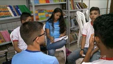 Curso oferece noção de empreendedorismo em escola pública de São Luís - Curso oferece noção de empreendedorismo em escola pública de São Luís