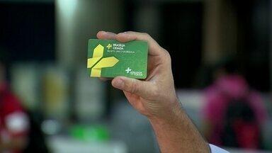 Bilhete único começa a valer nesta segunda (25) - Passageiros pagam R$ 5 para realizar até três viagens em diferentes meios de transporte.
