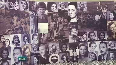 Mostra no Recife expõe peças de arte das 'Meninas do quarto 28' e lembranças do holocausto - Palestra com escritora do livro que conta a história das meninas do quarto 28 é realizada no Parque Dona Lindu